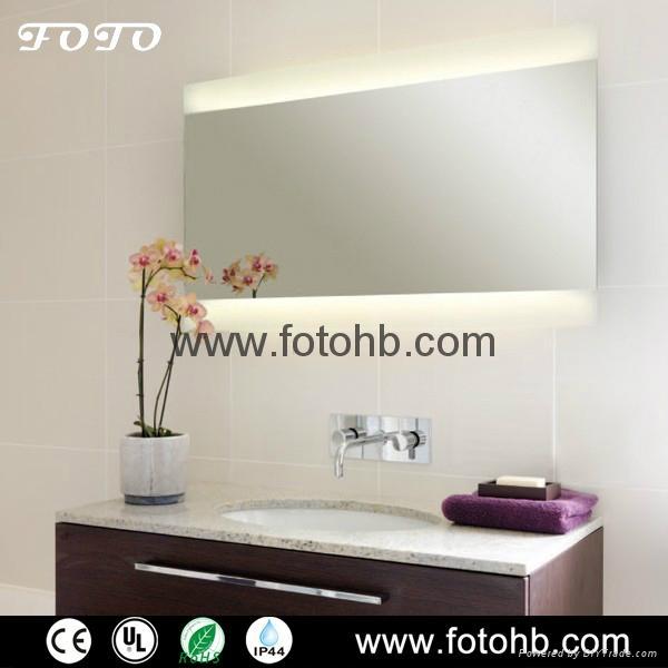 LED Mirror for Luxury Hotel Bathroom 1