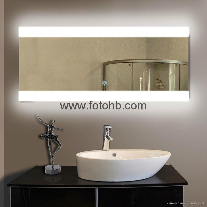 LED Mirror for Luxury Hotel Bathroom 2