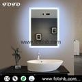 Luxury Hotel Bath Mirror with LED Backlight  3