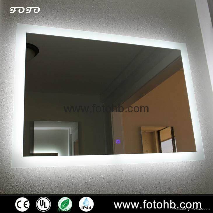 Luxury Hotel Bath Mirror with LED Backlight  5