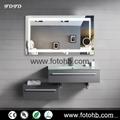 CE/UL/IP44 LED Backlit Illuminated Bathroom Mirror 3