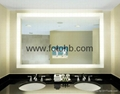 TV Mirror with LED Lighting for Luxury Hotel 2