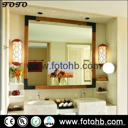 TV Mirror with LED Lighting for Luxury Hotel 3