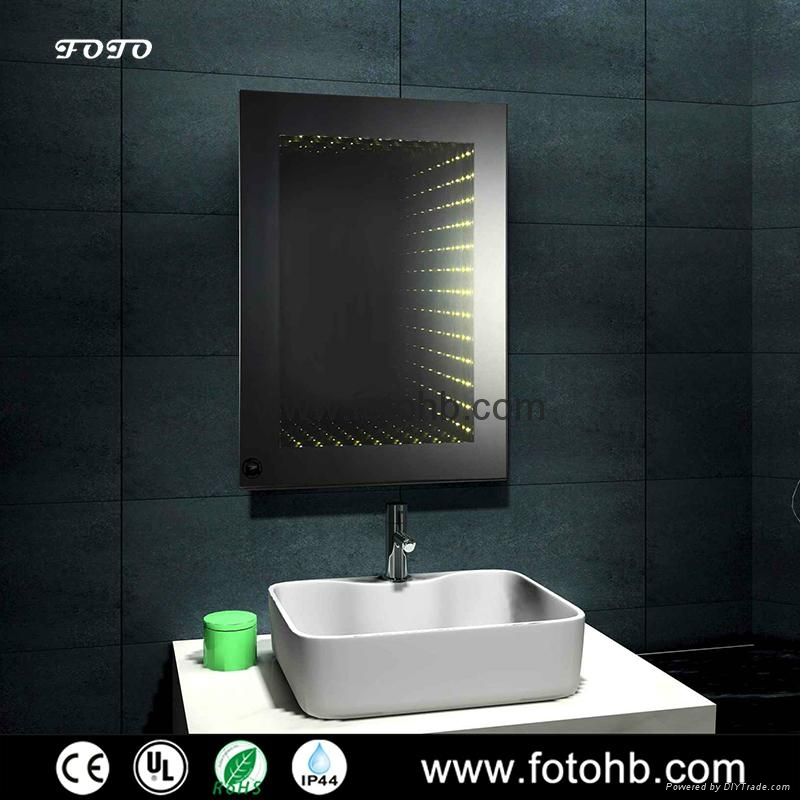 LED Infinity Mirror for Luxury Hotel Decoration 2