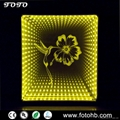 LED Infinity Mirror for Luxury Hotel Decoration 3