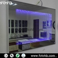 LED Infinity Mirror for Luxury Hotel Decoration 4
