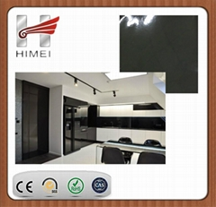 High gloss pvc laminate sheet for kitchen equipment
