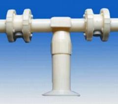 单孔膜曝气器设备