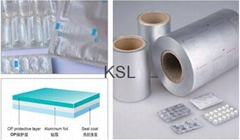 PTP Aluminum Foil
