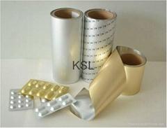 Cold forming blister aluminum foil/Cold forming foil(Alu Alu)