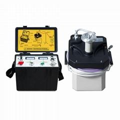 Portable high-voltage test system HVT-70/50