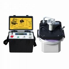 Portable high-voltage test system HVTS-70/50