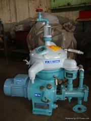 Alfa Laval industrial centrifuge separator