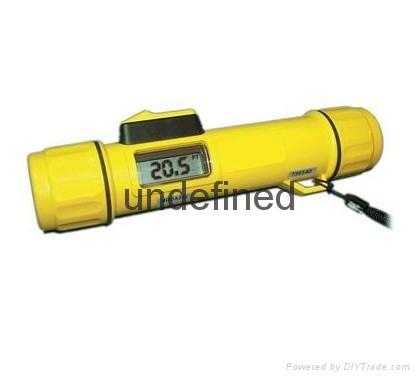 美國Speedtech便攜式聲納測深儀SM-5 1