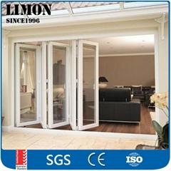 2016 designs aluminium cheap interior folding doors for sale