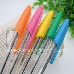 OUTAE Plastic BallPoint Pen  Logo Pen Office Supply