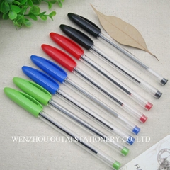 Ball Pen Ballpoint pens office supply for school and office stationery