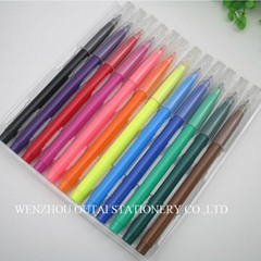 Water Color Pen Colorful 12pcs Art Marker kids drawing