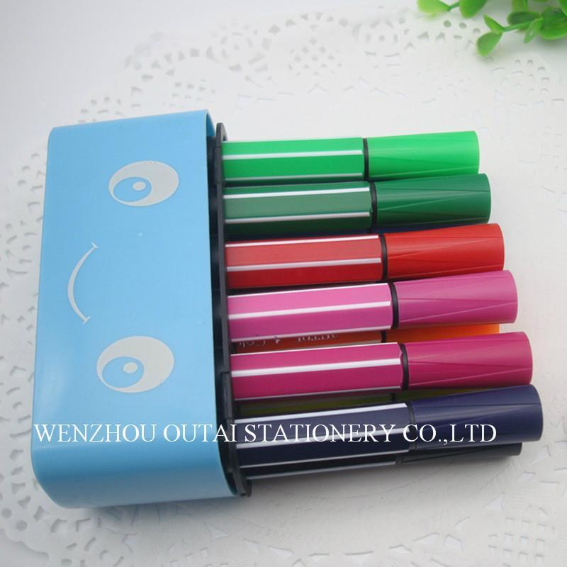 Water Color Pen 12pcs Art Marker Water Color Pen Set For Kids Drawing 2