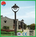 Applied in Square 3.5m 4m LED Garden