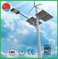 Factory Street Light by Hybrid Solar Wind Power Generator  2