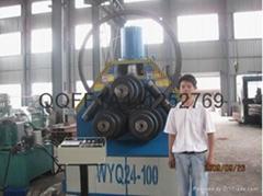 GM Brand W24S-260 angle steel bending machine