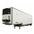 Refrigerated semi-trailer 2
