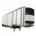 Refrigerated semi-trailer 3