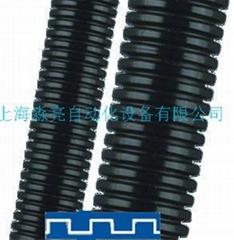 N防爆屏蔽型鍍鋅鋼帶波紋狀包塑金屬軟管
