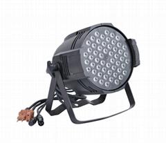 stage lighting Led par light rgb 54 3w