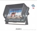 7寸数字屏显示器+行车记录仪