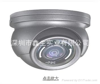 全视角摄像头 360HD 1