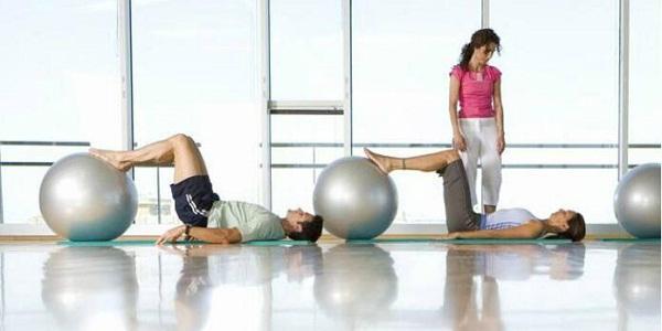 PVC yoga ball 3
