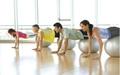 PVC yoga ball 4