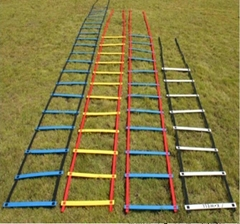 Sports Training Equipment Speed Agility Ladder with Carry Bag