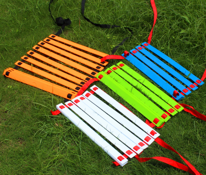 Sports Training Equipment Speed Agility Ladder with Carry Bag 2