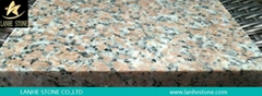 Guangxi Sanbao Red Granite G563 Granite G561 Granite Slabs and Tiles for paving