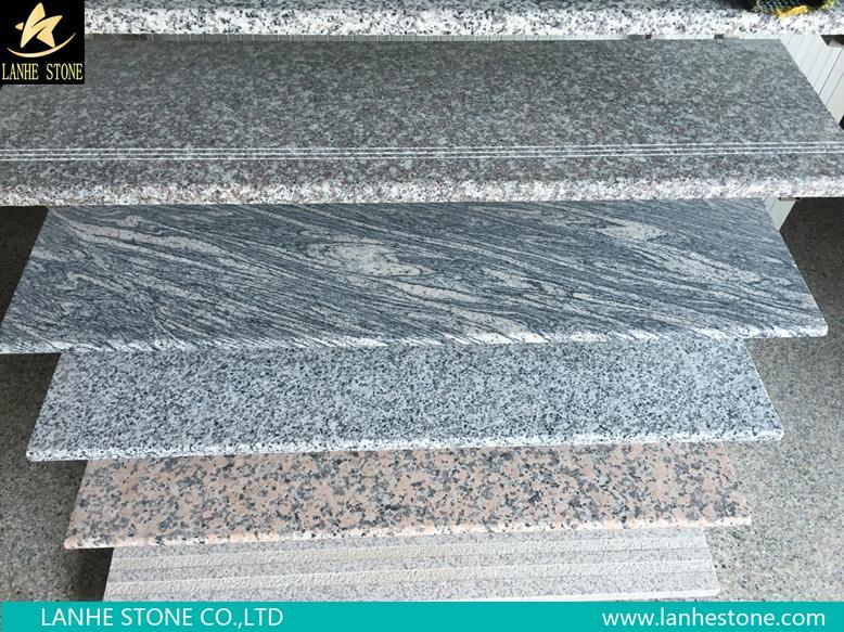 G603 G623 G664 G439 G687 G617 G641 Grainte Stairs Steps China Granite Stairs 2