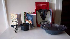 Brand New Original Thermomix TM5 with complete accessories with play book 1