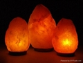 Crystal Himayalan Rock Salt Natural Lamps