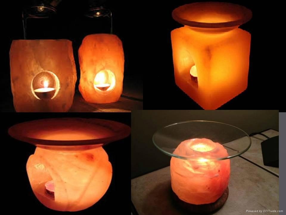 HIMALAYAN SALT OIL BURNERS