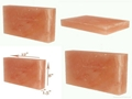 Himalayan salt cooking bricks blocks tray dishes tiles plates.