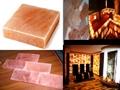 Crystal Himalayan Rock Salt Tiles and Bricks for Walls And Salt Caves 3
