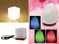 USB Himalayan Salt Lamps natural & crafted Salt Lamps