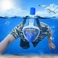浮潜三宝神器全干式套装防雾成人儿童gopro潜水镜全面罩 5
