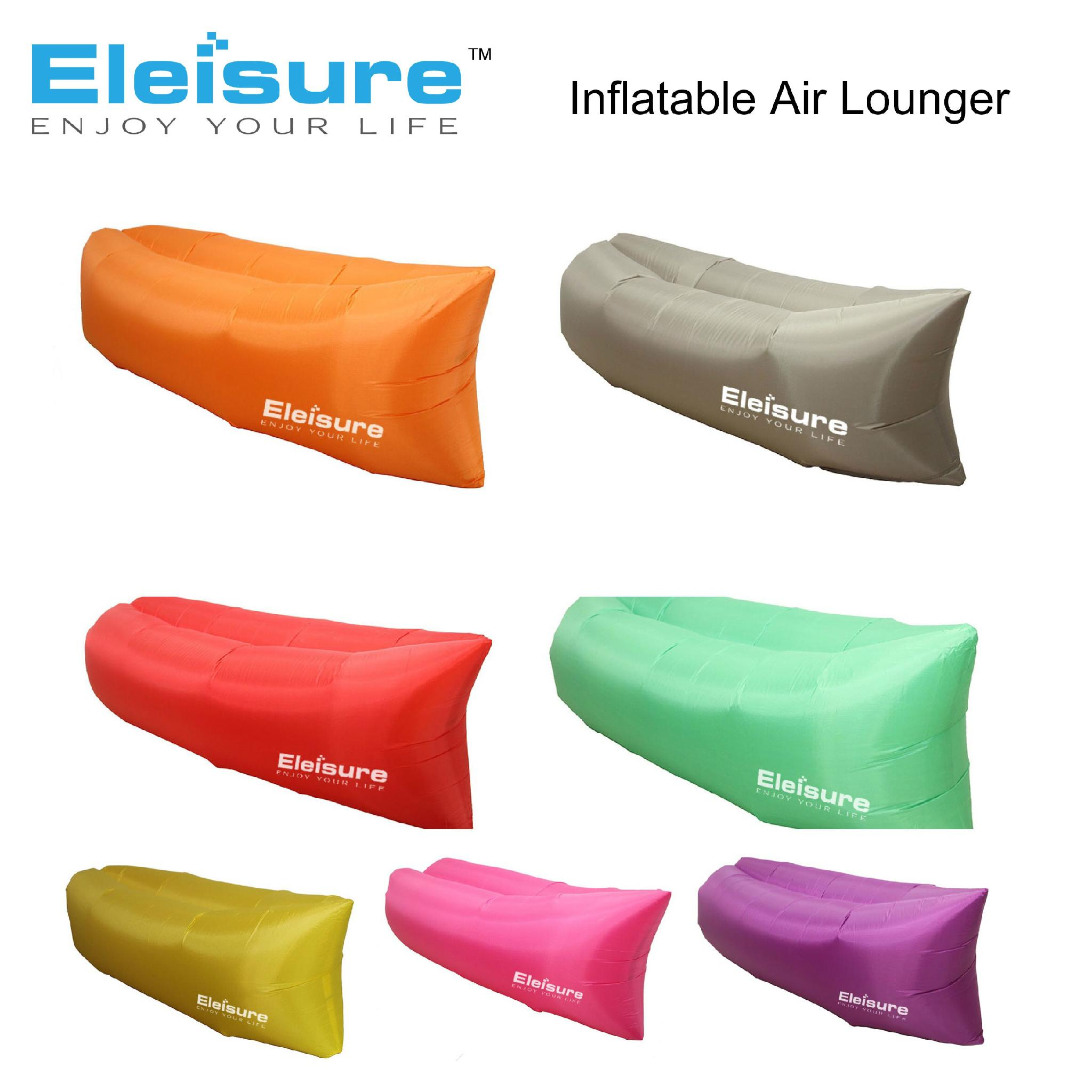 Eleisure Outdoor Inflatable Lounger Nylon Fabric Beach  : 41f9 from www.diytrade.com size 2048 x 2048 jpeg 195kB