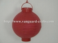 LED hanging light lanterns round
