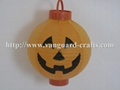Halloween LED hanging light lanterns