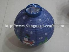 christmas LED hanging light lanterns round lanterns hanging lanterns LED