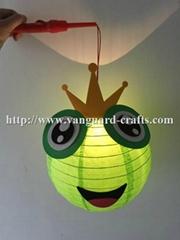 DIY children lanterns cartoon lanterns animal lanterns hanging lanterns